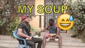 Video: Don D Dreamer - My Soup (Comedy Skit)